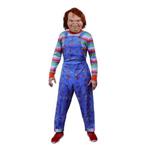 Trick or Treat Studios Child's Play 2 Deluxe Good Guys Children's Costume