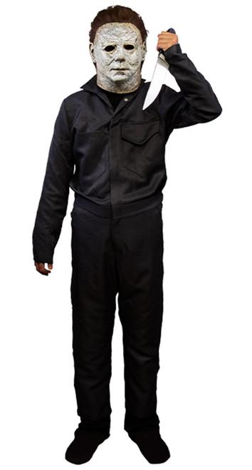 Halloween 2018 Children's Deluxe Michael Myers Coveralls Costume