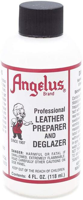 Angelus Paint Leather Preparer and Deglazer 5 oz