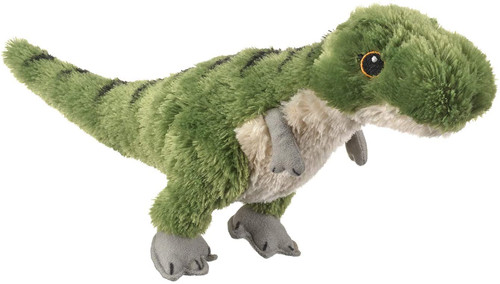 Eco Pals T-Rex by Wildlife Artists Eco-Friendly Stuffed Animal Plush Toy, Made from 100% Post-Consumer and Recycled Materials