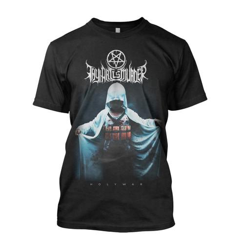 Thy Art Is Murder Holy War T-Shirt Black