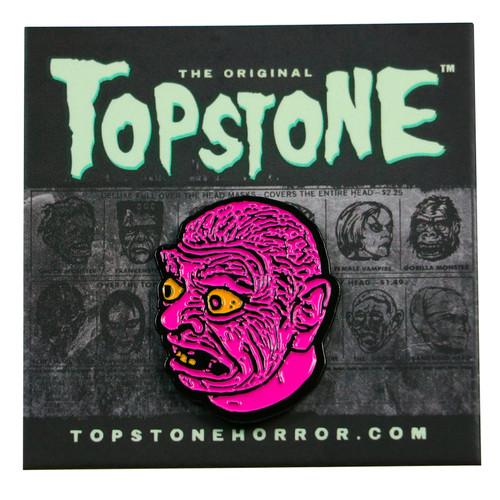 Topstone Horror The Goon Enamel Pin