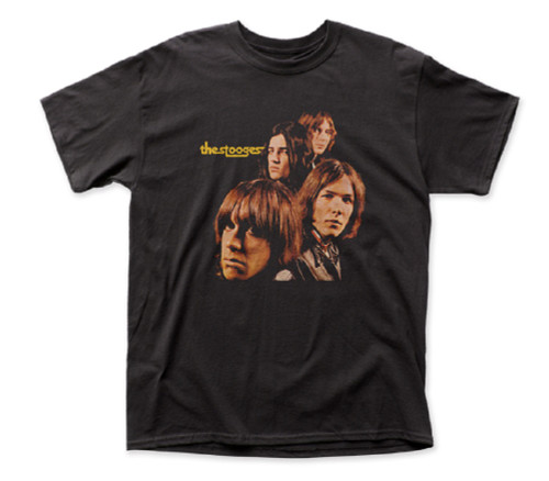 The Stooges Band Picture T-Shirt