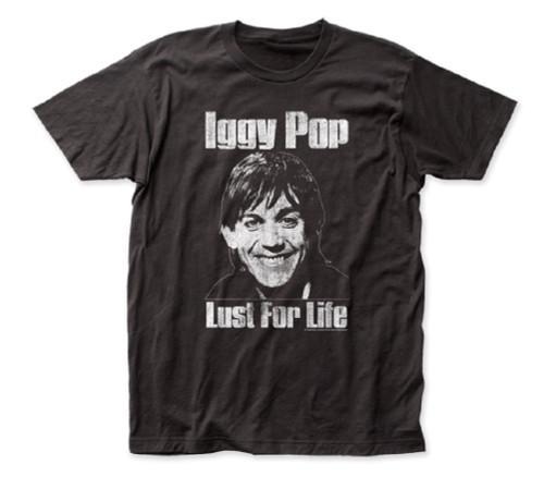 Iggy Pop Lust for Life T-Shirt