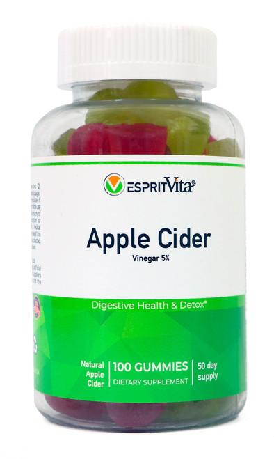 Esprit Vita Apple Cider Vinegar Gummies 100ct
