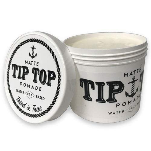 Tip Top Matte Water Based Pomade 32 oz