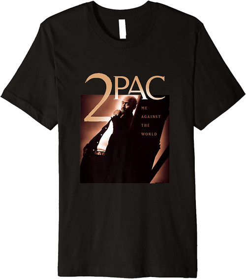 2Pac Me Against The World T-Shirt