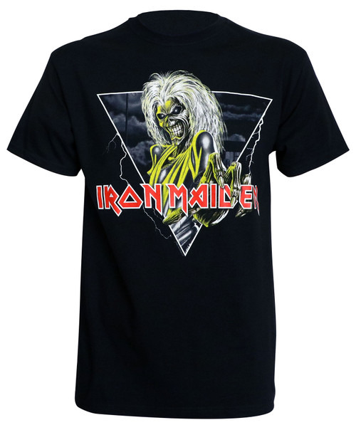 Iron Maiden Killers Triangle T-Shirt