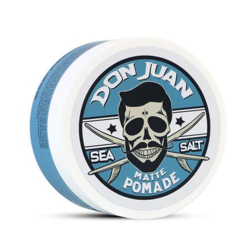 Don Juan Sea Salt Matte Pomade 4oz