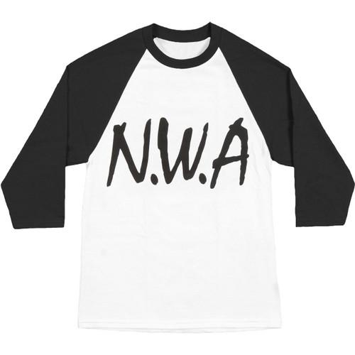 N.W.A. Logo Raglan T-Shirt