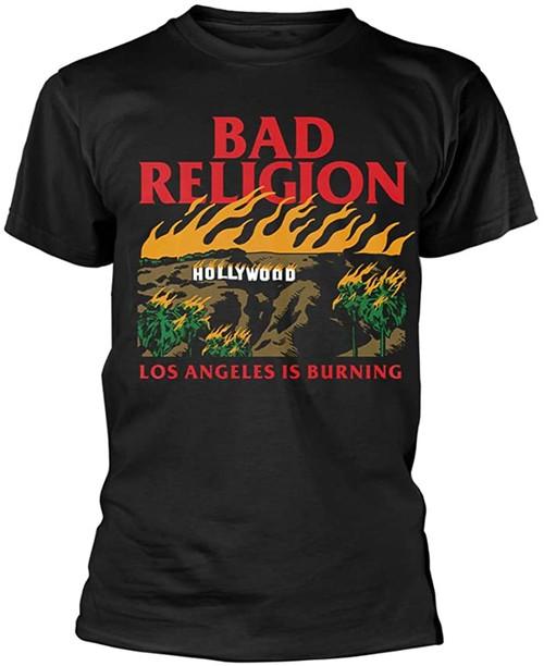 Bad Religion Burning T-Shirt