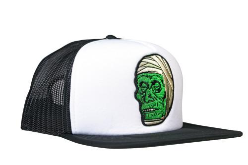 Topstone Horror Mummy Patch Snapback Trucker Hat