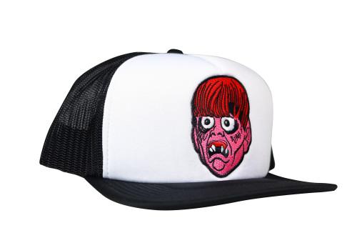 Topstone Horror Creep Beat Patch Snapback Trucker Hat