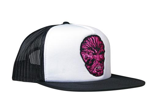 Topstone Horror Teen Werewolf Patch Snapback Trucker Hat