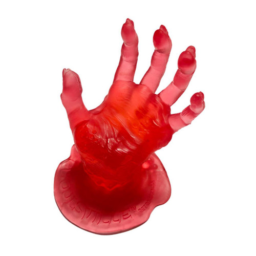 Retro A Go Go Blood Red Zombie Display Hand