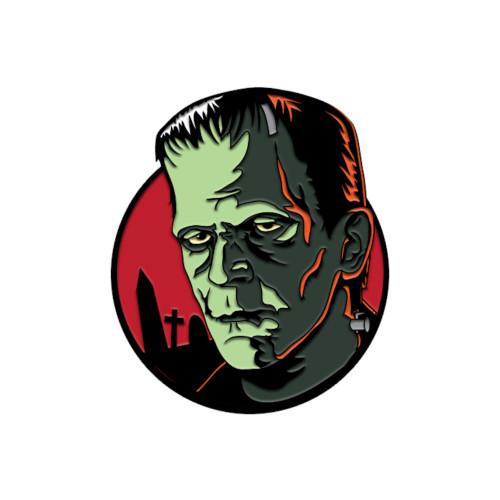 Trick or Treat Studios Universal Monsters Frankenstein Enamel Pin