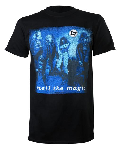 L7 Smell The Magic Vintage Album T-Shirt