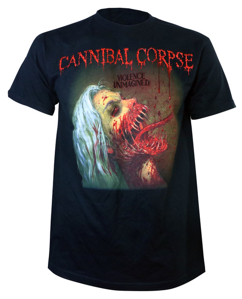 Cannibal Corpse Violence Unimagined T-Shirt