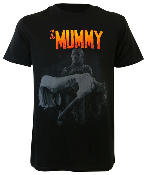 Universal Monsters The Mummy Damsel T-Shirt