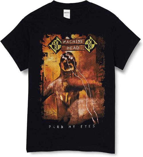 Machine Head Burn My Eyes Slim-Fit T-Shirt