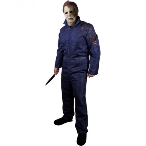 Trick or Treat Studios Halloween Kills Adult Michael Myers Coveralls Costume