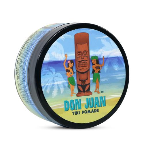 Don Juan Tiki Pomade 4oz