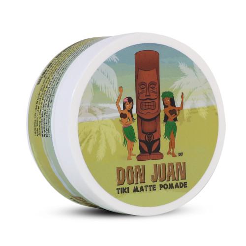 Don Juan Tiki Matte Pomade 4oz
