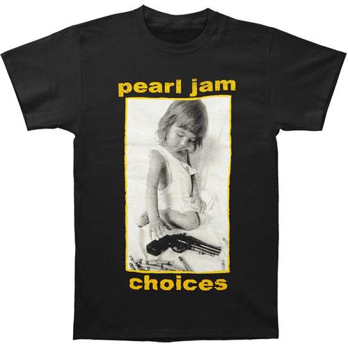 Pearl Jam T-Shirt - Choices