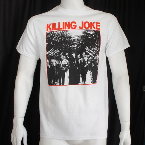 Killing Joke T-Shirt - Pope