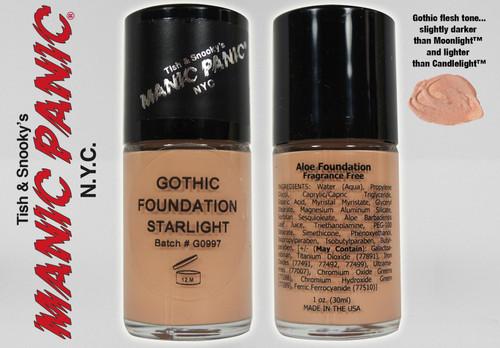 Manic Panic Makeup - Naturals Dreamtone Starlight Gothic Foundation