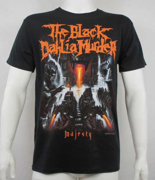 The Black Dahlia Murder T-Shirt - Majesty