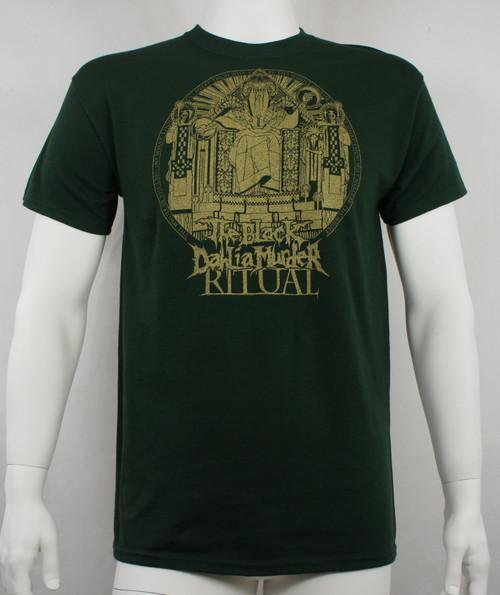 The Black Dahlia Murder T-Shirt - Ritual Stamp