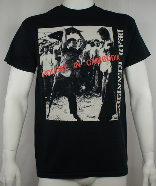 Dead Kennedys T-Shirt - Holiday in Cambodia