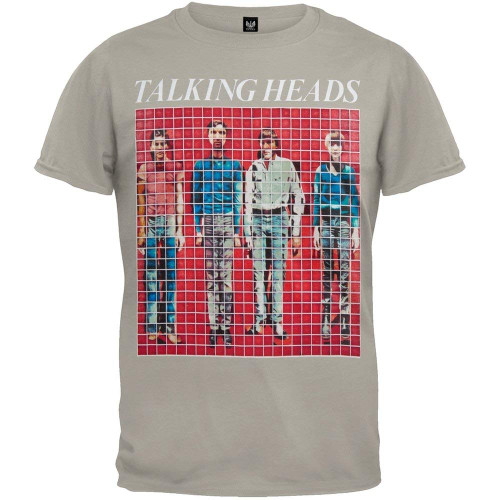 Talking Heads T-Shirt - More Songs