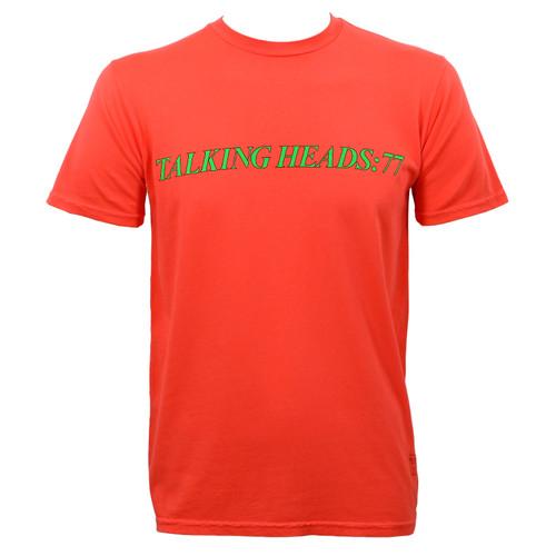Talking Heads T-Shirt -  '77