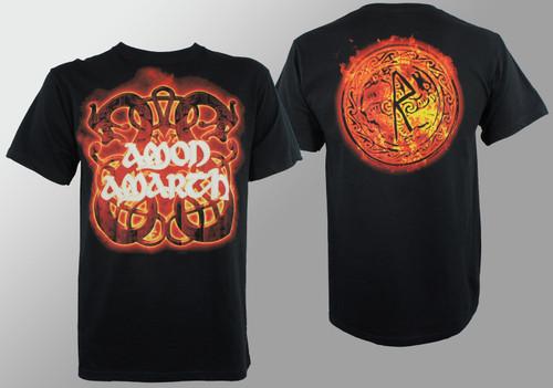 Amon Amarth T-Shirt - Fire Horses