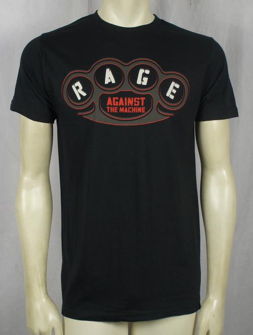 Rage Against The Machine T-Shirt - Brass Knuckles