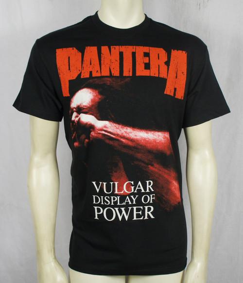 Pantera T-Shirt - Red Vulgar