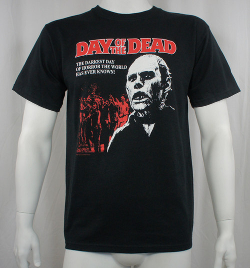 Day of the Dead T-Shirt - Darkest Day of Horror