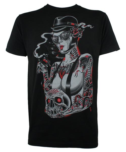 Black Market Art T-Shirt - Tyler Bredeweg Tears