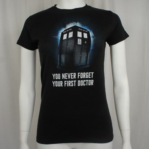 Doctor Who Juniors First Doctor T-Shirt