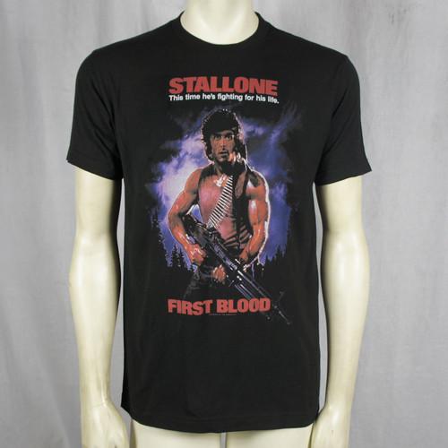 Rambo T-Shirt - First Blood