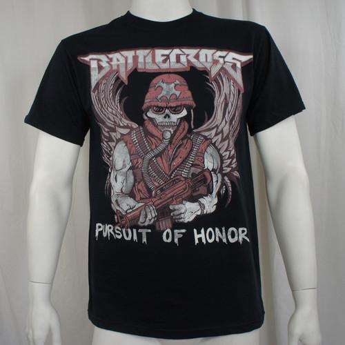 Battlecross T-Shirt - Pursuit of Honor