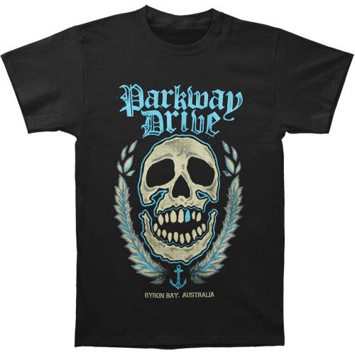 Parkway Drive T-Shirt - Byron Bay Skull