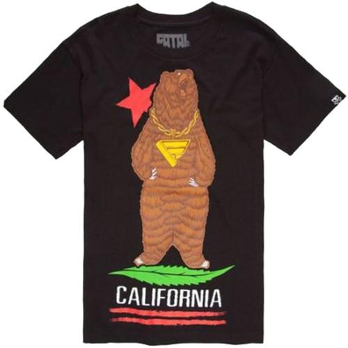 Fatal T-Shirt - Gold Bear