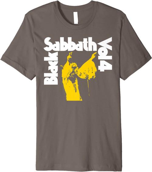 Black Sabbath T-Shirt - Volume 4