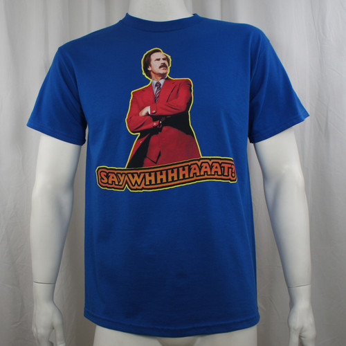 Anchorman 2 T-Shirt - Say Whhhhaaat