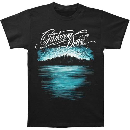 Parkway Drive T-Shirt - Deep Blue Skyline