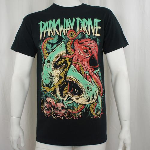 Parkway Drive T-Shirt - Sharktopus