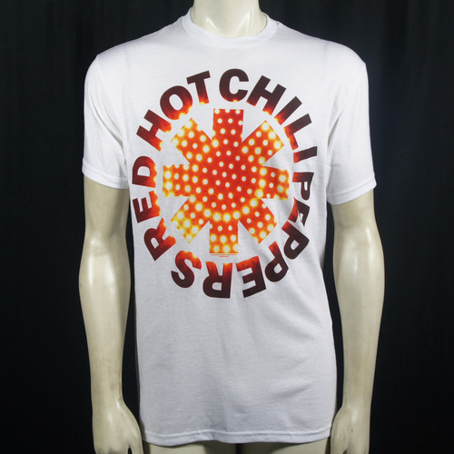 Red Hot Chili Peppers T-Shirt - Led Asterisk